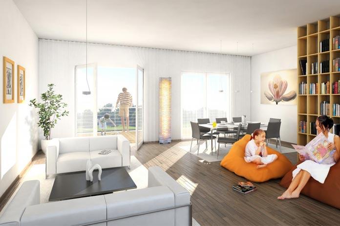 Приобретение квартиры в новостройке