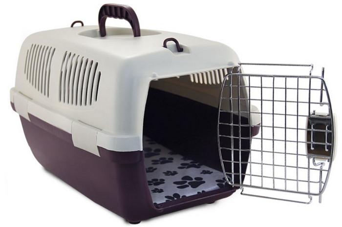 переноска для кошек в самолет прочная